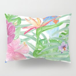 Malia's Tropical Print Pillow Sham