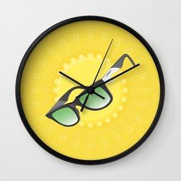 An ultimate summer gadget Wall Clock