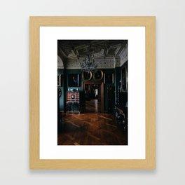 A Royal Interior Framed Art Print