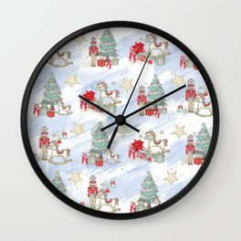 05 | Christmas Wall Clock