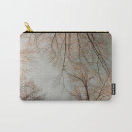 The Trees - Crisp Fall Carry-All Pouch