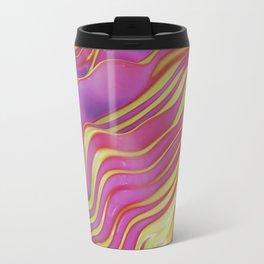 go easy on the purple Travel Mug