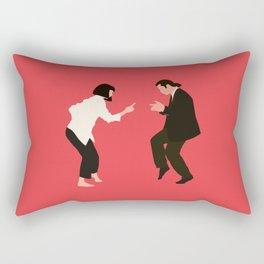 pulp fiction Rectangular Pillow