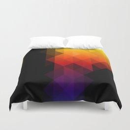 Rainbow Delight Duvet Cover