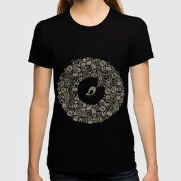 Bird business T-shirt