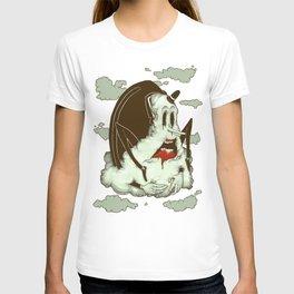 Creep Cloud Face Melt T-shirt