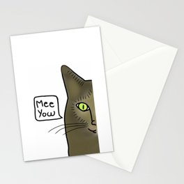 Mee Yow Stationery Cards