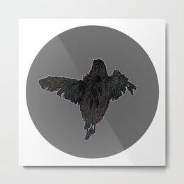 Fledgling; Metal Print