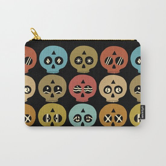 I See Dead People Carry-All Pouch