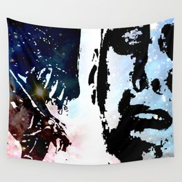 SIGOURNEY WEAVER, AN ALIEN & COSMOS Wall Tapestry