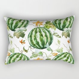 Melon Pattern 05 Rectangular Pillow