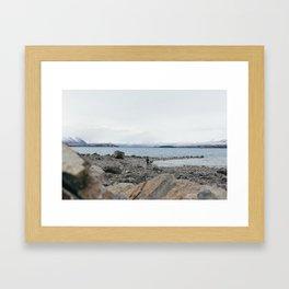 Lake Tekapo I Framed Art Print