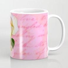 Rose Unfolding Mug