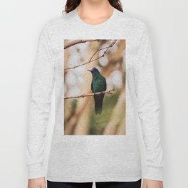 Bird - Photography Paper Effect 006 Long Sleeve T-shirt