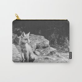 HELLO FOX Carry-All Pouch