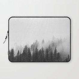 Misty Forest Laptop Sleeve