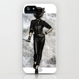 Va-Va-Vamp, Couture Kitty iPhone Case