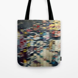 Jumbled Thoughts Tote Bag