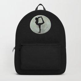 Natarajasana Moon Backpack
