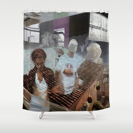 Sodality Shower Curtain