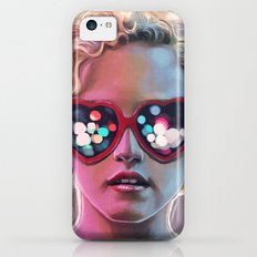 Electrick Girl Slim Case iPhone 5c