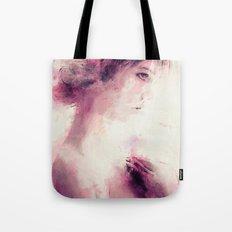 _the pink girl Tote Bag