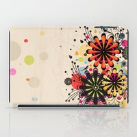 blossom iPad Cases featuring Blossom by Kakel