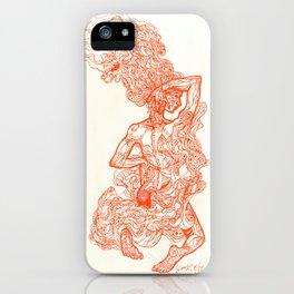 Saint Narcissus iPhone Case