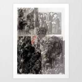 Dachau Art Print