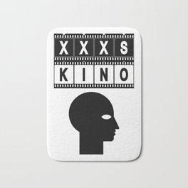 XXXS KINO HEAD FILMSTRIP Bath Mat