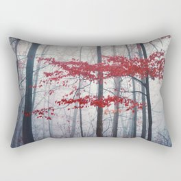 Woodland Fantasy Rectangular Pillow