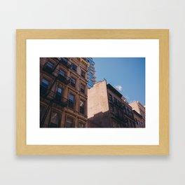 New York #2 Framed Art Print
