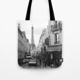 Rue St Dominique Tote Bag