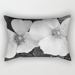 cherokee rose Rectangular Pillow