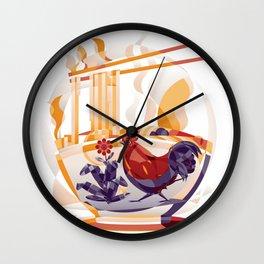 Mie Ayam Wall Clock