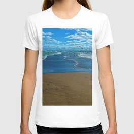 The point of Point Pelee National Park, Canada T-shirt