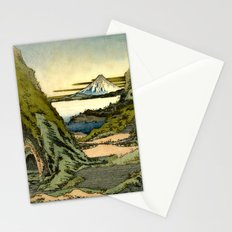 Morning at Sin Ruido Stationery Cards