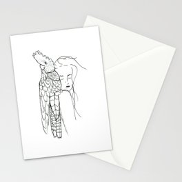 Her Mate Stationery Cards