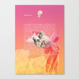Forbidden Love Canvas Print