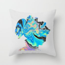 Perseus Throw Pillow