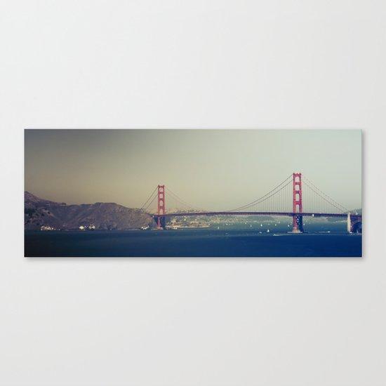 Golden Gate Bridge II Canvas Print