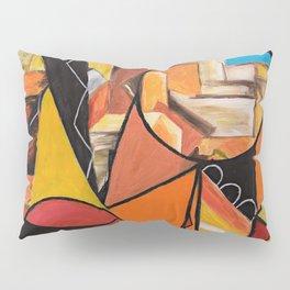 City Stories Pillow Sham