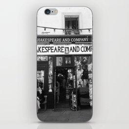 Shakespeare Love iPhone Skin