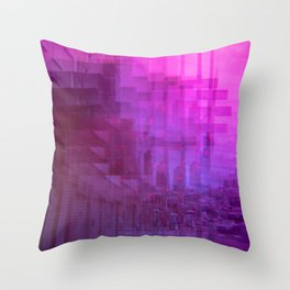 Prismatique: Stoplight Throw Pillow