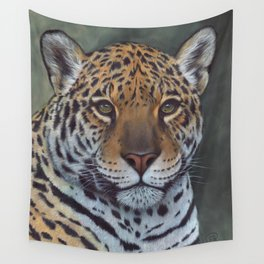 JAGUAR Wall Tapestry