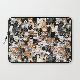 Catmina Project Laptop Sleeve