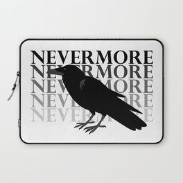 Quoth the Raven 'Nevermore' Laptop Sleeve