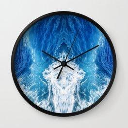 Ocean II Wall Clock