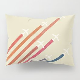Aerial display (ver.2) Pillow Sham