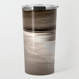 Walking the Beach Travel Mug